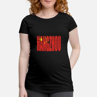 Dynasti HANGZHOU CHINA - Gravid T-shirt