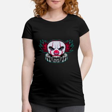 Scary Movie Skulls IT - Maternity T-Shirt