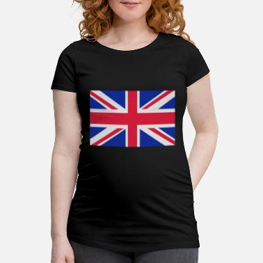 British Flag British Flag - Maternity T-Shirt