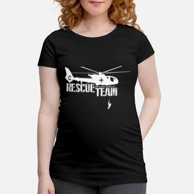 Rescue Rescue Shirt Rescue Team - Maternity T-Shirt