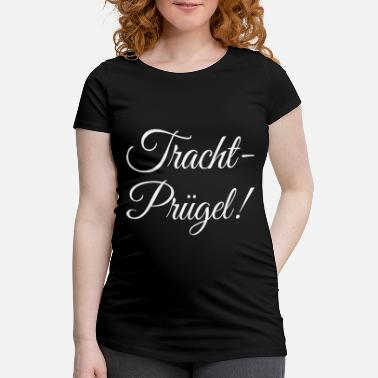 Traditionnel Pruegel traditionnel - T-shirt de grossesse Femme