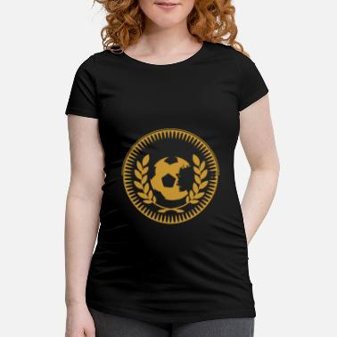 Champion Du Monde football - T-shirt de grossesse