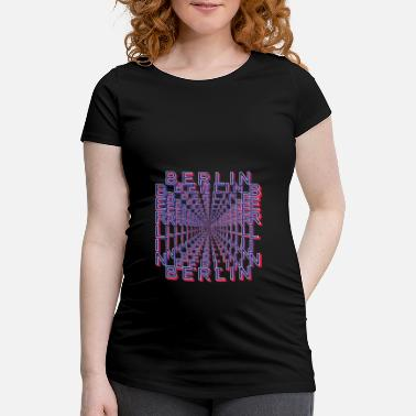 3d Berlin - Maternity T-Shirt
