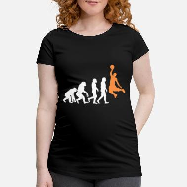 Slam Dunk ++ Basketball Slam Dunk Evolution ++ - T-shirt de grossesse Femme
