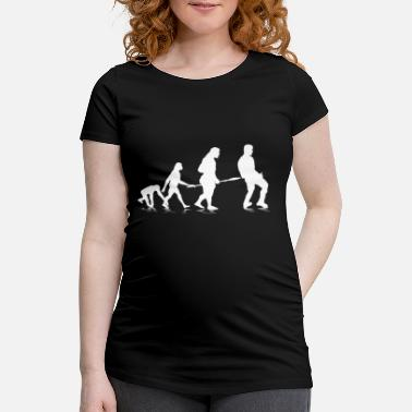 Stomp EBM Evolution - Stomp by Stomp - Schwangerschafts-T-Shirt