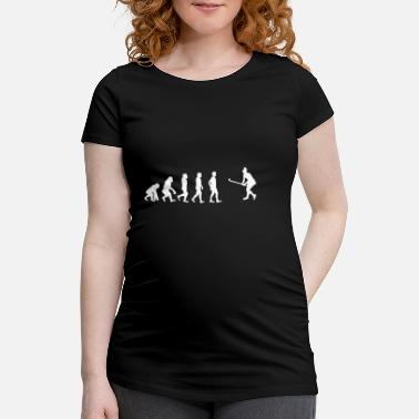 Pakistan Kids EVOLUTION cricket cricket thorball - Women's Pregnancy T-Shirt