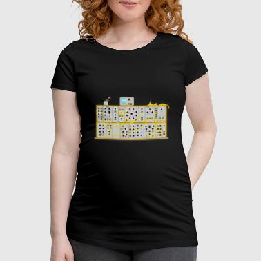 The patch - Women's Pregnancy T-Shirt