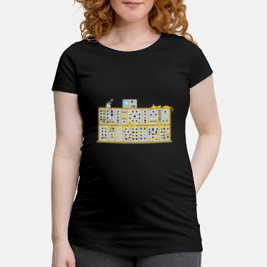 Patches The patch - Women's Pregnancy T-Shirt