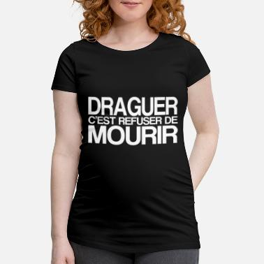 Drague DRAGUER - T-shirt de grossesse