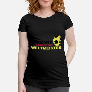 Gate germany home of the weltmeister - Maternity T-Shirt