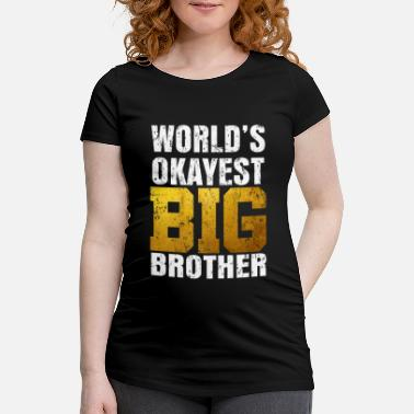Kindergarten Brothers - Maternity T-Shirt