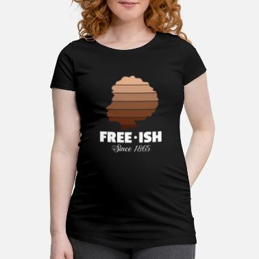 Afro Afro - Maternity T-Shirt