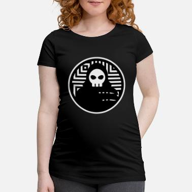 Bone Grim Reaper is waiting for you too - Death - Maternity T-Shirt