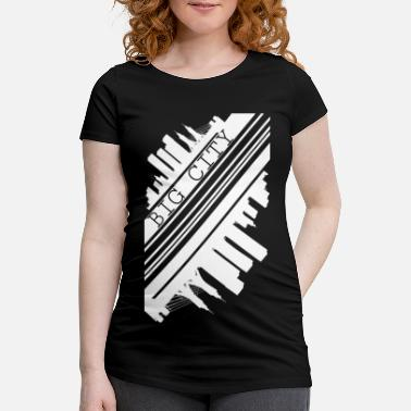 City city - Maternity T-Shirt