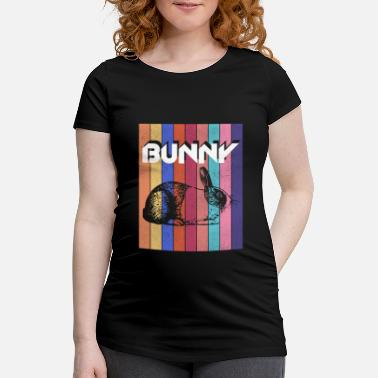Hares Hare - Women's Pregnancy T-Shirt