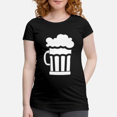 Mass Mass beer - Maternity T-Shirt