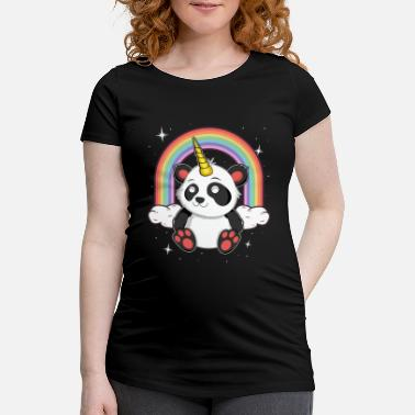 Unicorn Pandicorn TShirt til Girls Kids Unicorn Panda - Vente T-shirt