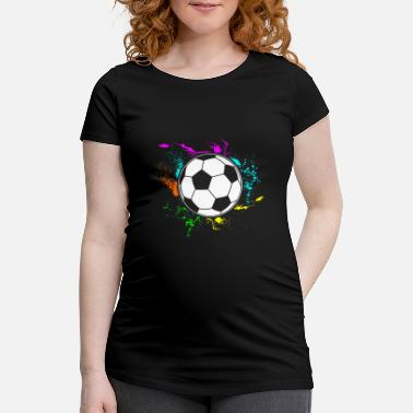Football football - T-shirt de grossesse