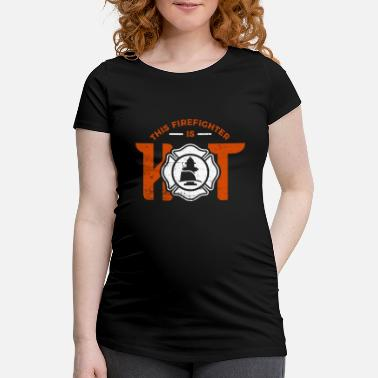 Fire Department Firefighter firefighter - Maternity T-Shirt