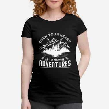 Adventures Adventures - Maternity T-Shirt
