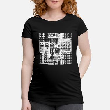 City City City - Maternity T-Shirt