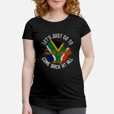 South Africa South Africa - Maternity T-Shirt