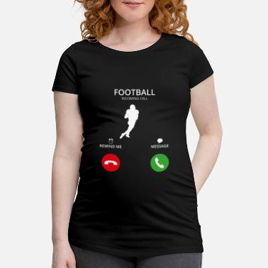 Football Call Mobile Call football touchdown touchdown - Maternity T-Shirt