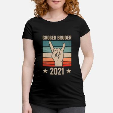 2021 Big Brother 2021 Big Brother gift idea - Maternity T-Shirt