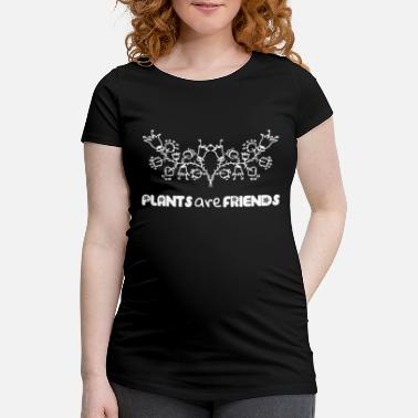 Plant Grounds plants - Maternity T-Shirt