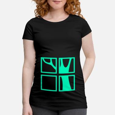 Windows Windows med udsigt - Vente T-shirt