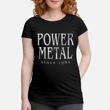Power Metal Power Metal T-Shirt - Maternity T-Shirt