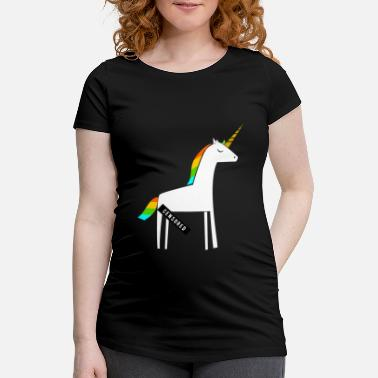 Unicorn Dirty Unicorn / Funny / Provokerende - Vente T-shirt