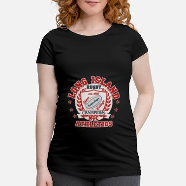 Long Long Island - T-shirt de grossesse