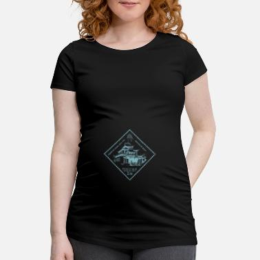 Stamp Stamp - Maternity T-Shirt