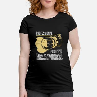 Photo profesional photographer - Maternity T-Shirt