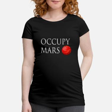 Occupy Occupy Mars Space - Gravid T-shirt
