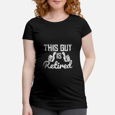 Pensioner pension - Women's Pregnancy T-Shirt