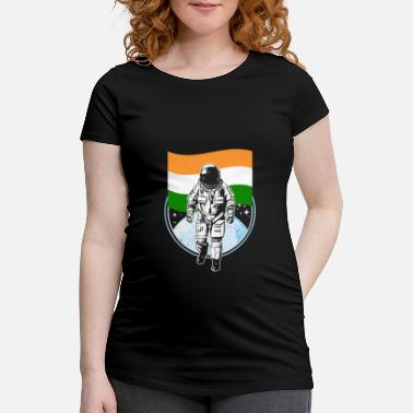 India Flag India flag - Women's Pregnancy T-Shirt