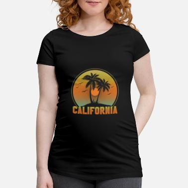 Californie Californie - T-shirt de grossesse
