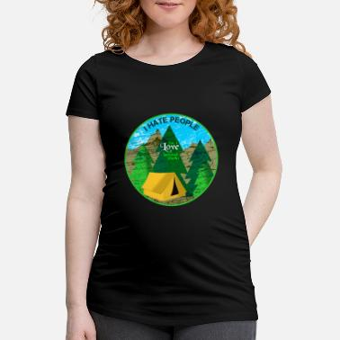 Nationalpark Nationalparks - Schwangerschafts-T-Shirt