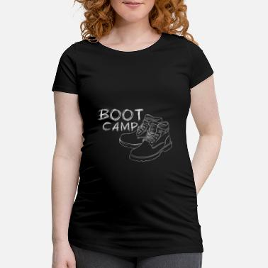 Bootcamp bootcamp - Maternity T-Shirt
