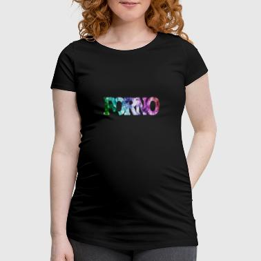 porn - Women's Pregnancy T-Shirt