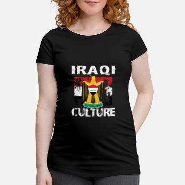 Iraqis Iraqi Culture - Women's Pregnancy T-Shirt