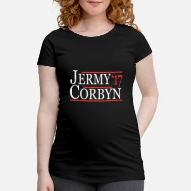 Labour Jeremy Corbyn Labour Leader - Maternity T-Shirt