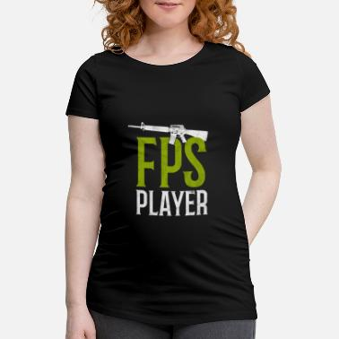 First Person Shooter FPS Player First Person Shooter Ego Shooter Gaming - Vente T-shirt