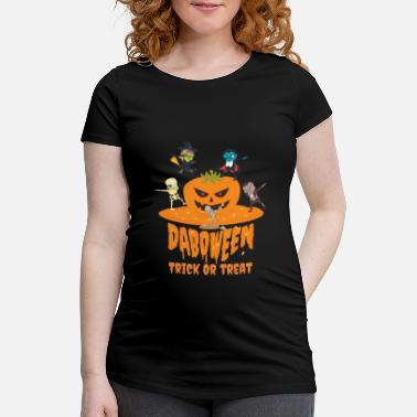 Trick Or Treat Daboween Trick Or Treat - T-shirt de grossesse