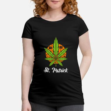 Global St. Patrick's leaf - Vente-T-shirt