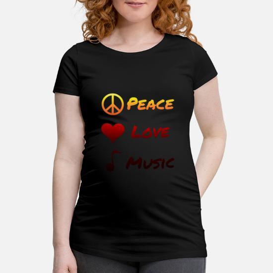 Bestill Musikk T skjorter på nett | Spreadshirt