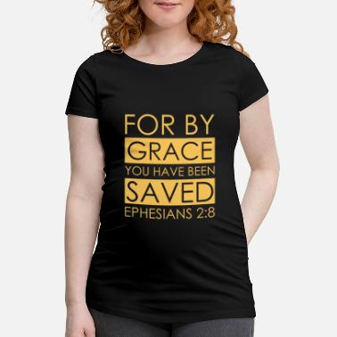 Bible God verse bible gift - Maternity T-Shirt