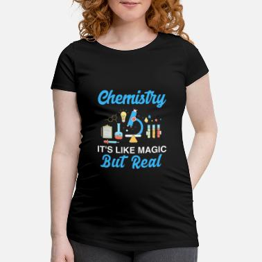Chimie / Pharmacie / Chimie - T-shirt de grossesse